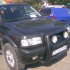 shes opel frontera