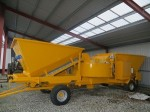 Used mobile batching plant M2200