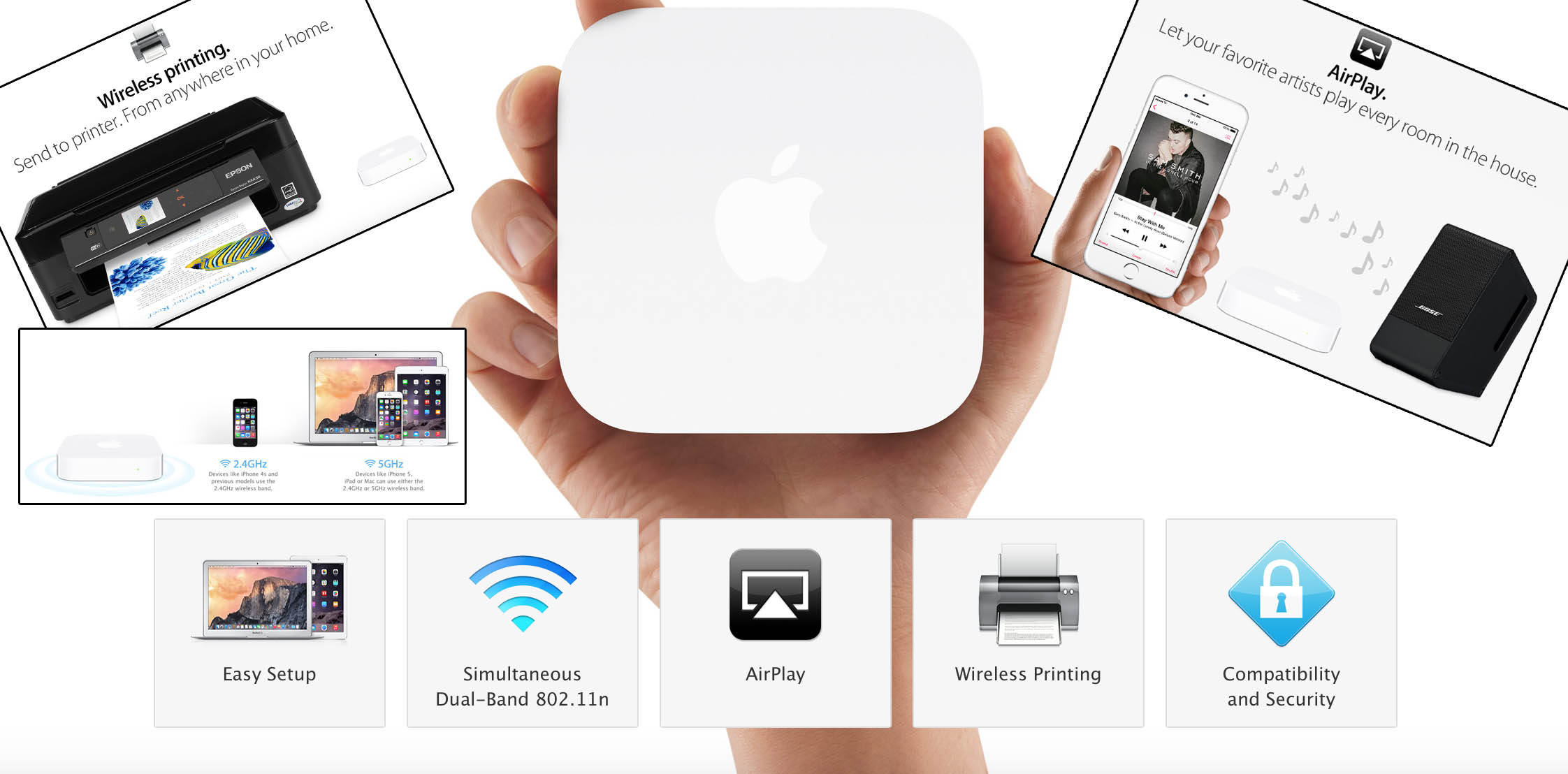 how to connect mac pro to apple tv